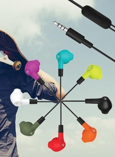 Motorola Earbuds Mikrofonlu Kulaklık Kırmızı